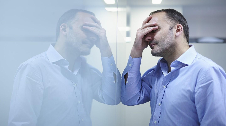 Pochender Kopfschmerz
