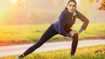Sport ist bei diesen drei Symptomen tabu