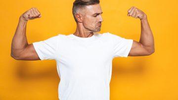 Guter Vitamin-D-Wert für starke Muskeln