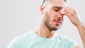 Entzündung der Nasennebenhöhlen – wieder gut durchatmen
